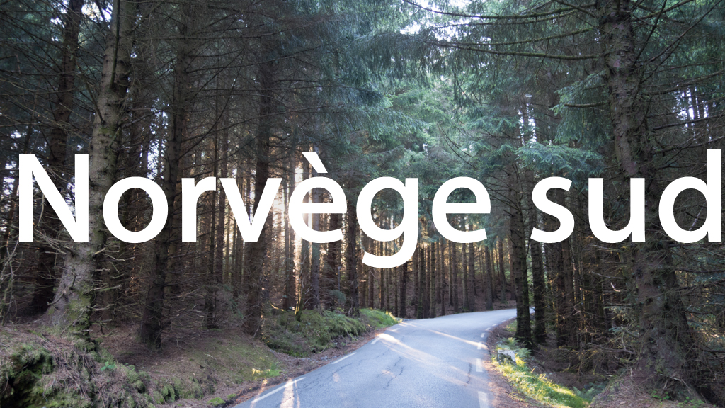 Voyages à vélo - Norvège sud